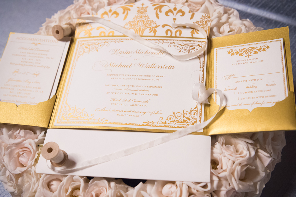 Podarená a krásna svadba