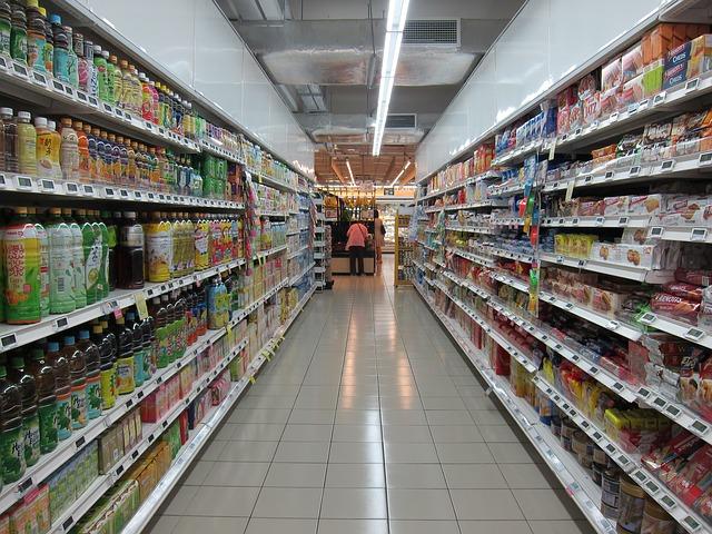 Na Slovensku je iba tretina slovenských potravín
