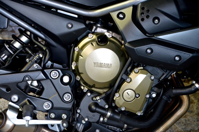 motor z motorky