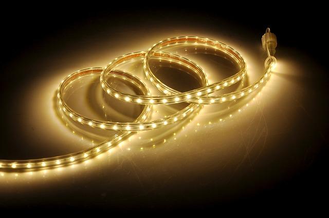 Netradičné využitie LED pásikov